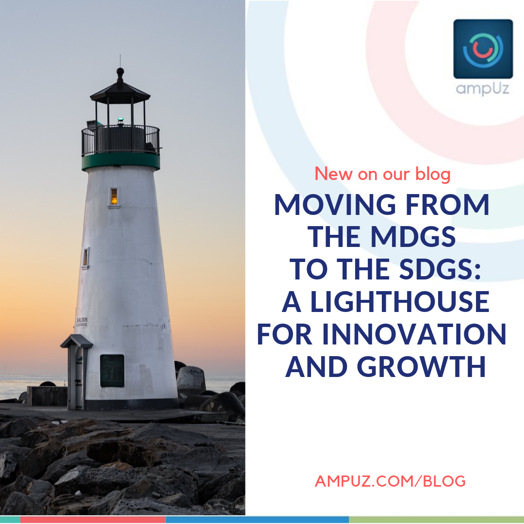 Moving from the MDGs the SDGs are a Lighthouse for Innovation and Market Growth