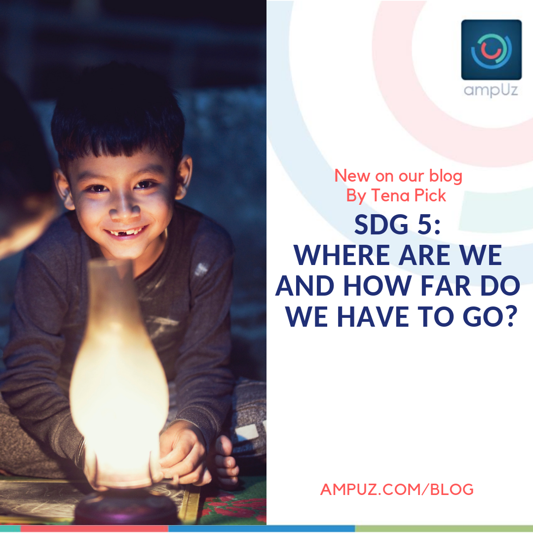 SDG 5: Where are we and how far do we have to go?