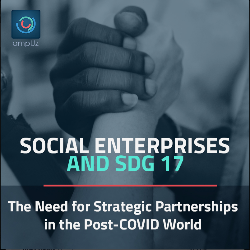 Social Enterprises and SDG 17: The Need for Strategic Partnerships in the Post-COVID World